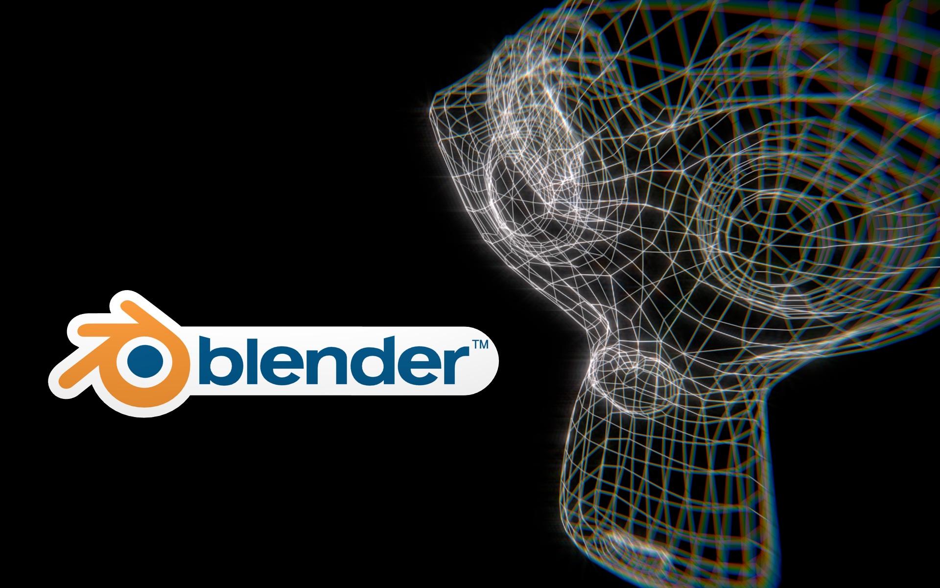 Blender Logo Wallpaper | www.pixshark.com - Images